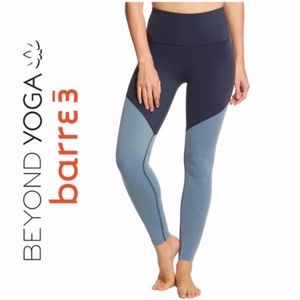 Beyond Yoga Plush Angled High Waisted Leggings